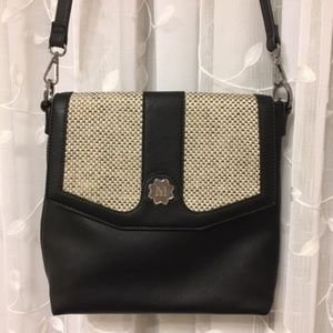 Magnolia and Vine Leather Crossbody Bags